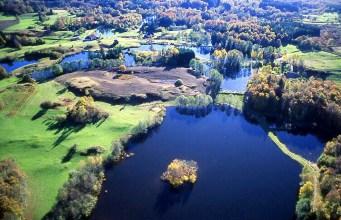 partir en France - plateau des mille étangs