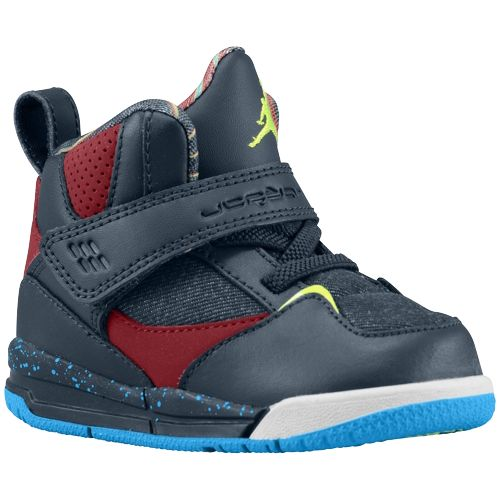 Jordan Flight 45 High - Boys' Toddler from Foot Locker