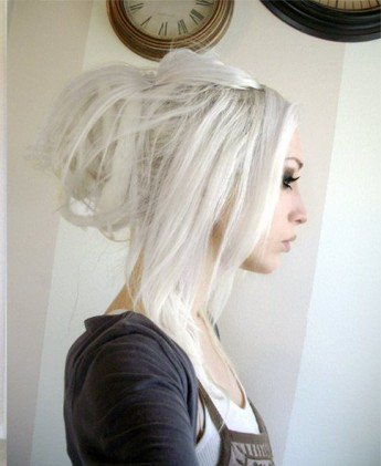 white dreads from steampunkcouture