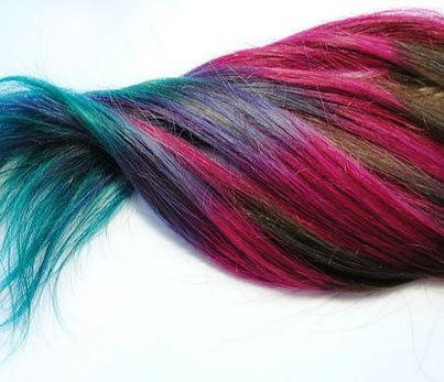 46 colors hair chalk temporary hair from zouuu on etsy shop