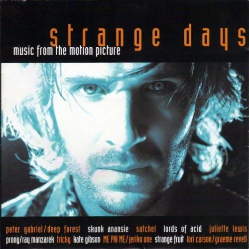 Strange Days [Original Soundtrack] - Original Soundtrack | Songs, Reviews, Credits | AllMusic