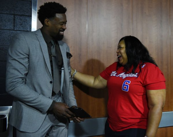 NBA players and moms: Special bond highlighted on Mother's ...