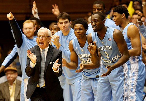 North Carolina grind out tough win over Duke to win ACC ...
