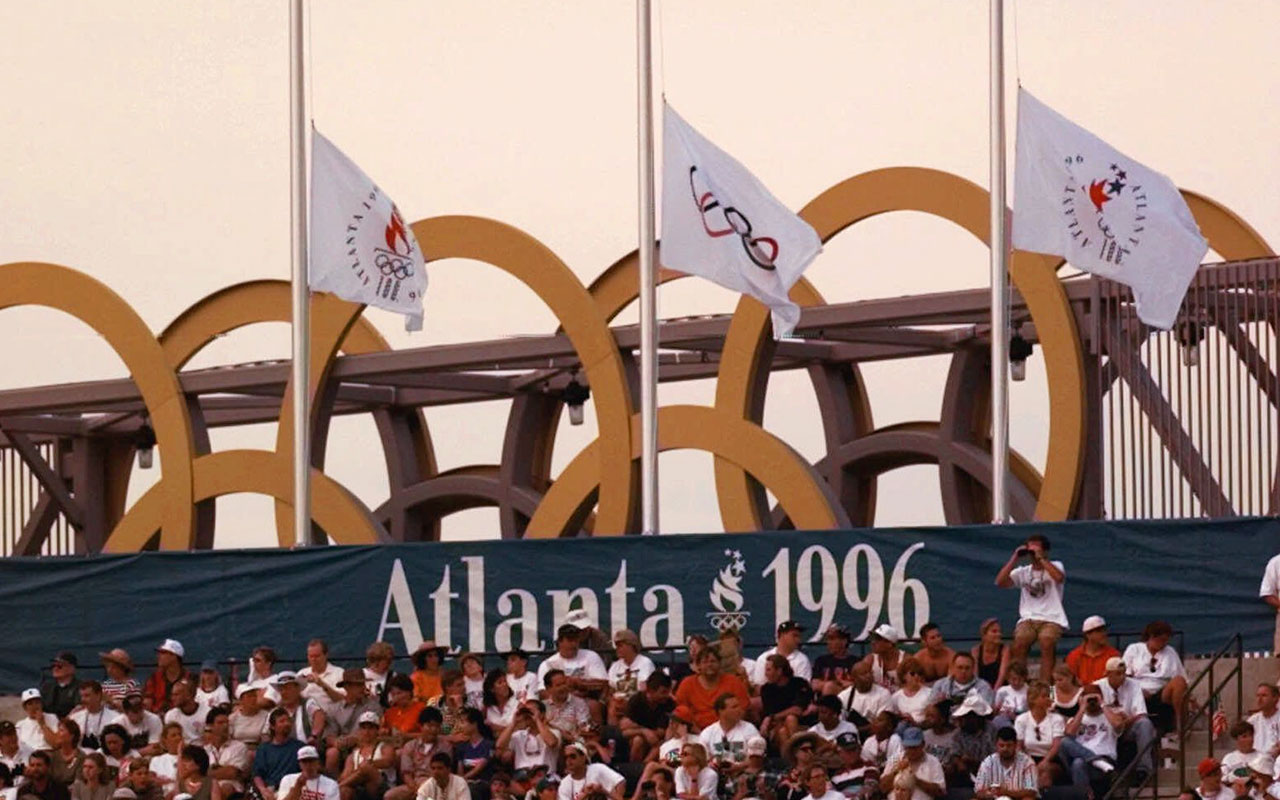 1996 Atlanta Olympics: Bombing Tainted Games Forever