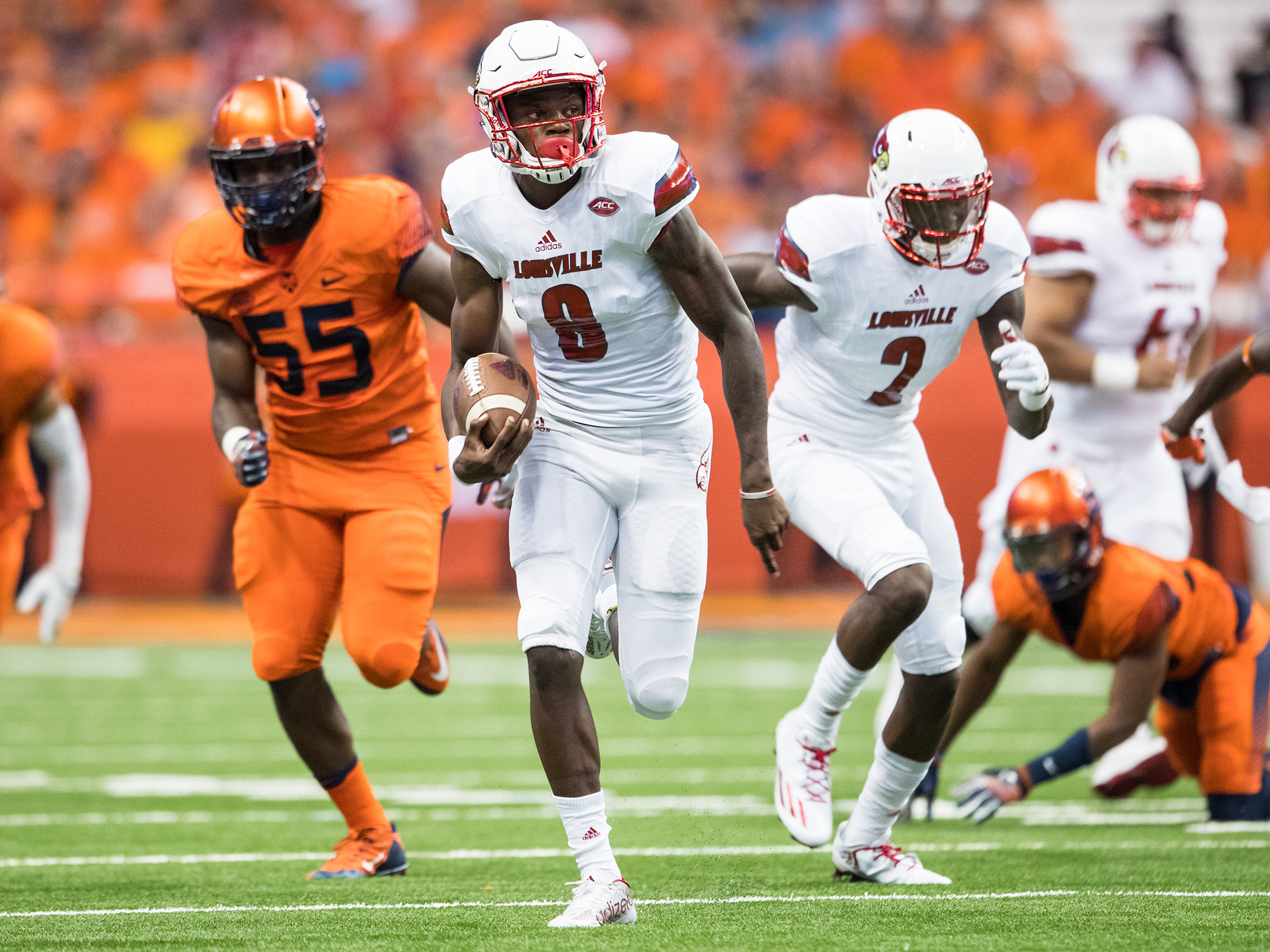 Preseason All America Team Lamar Jackson Tops SI Snubs
