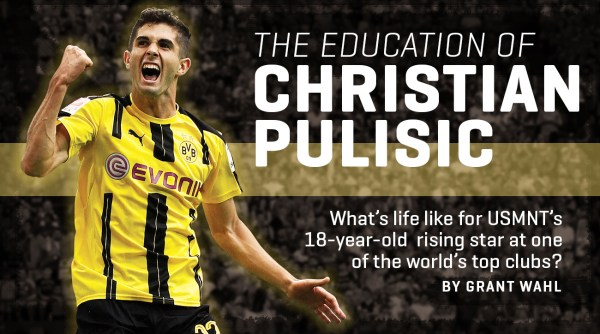 Christian Pulisic: Inside the Dortmund, USA rising star's ...