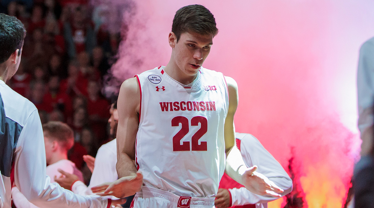 Image result for ethan happ wisconsin