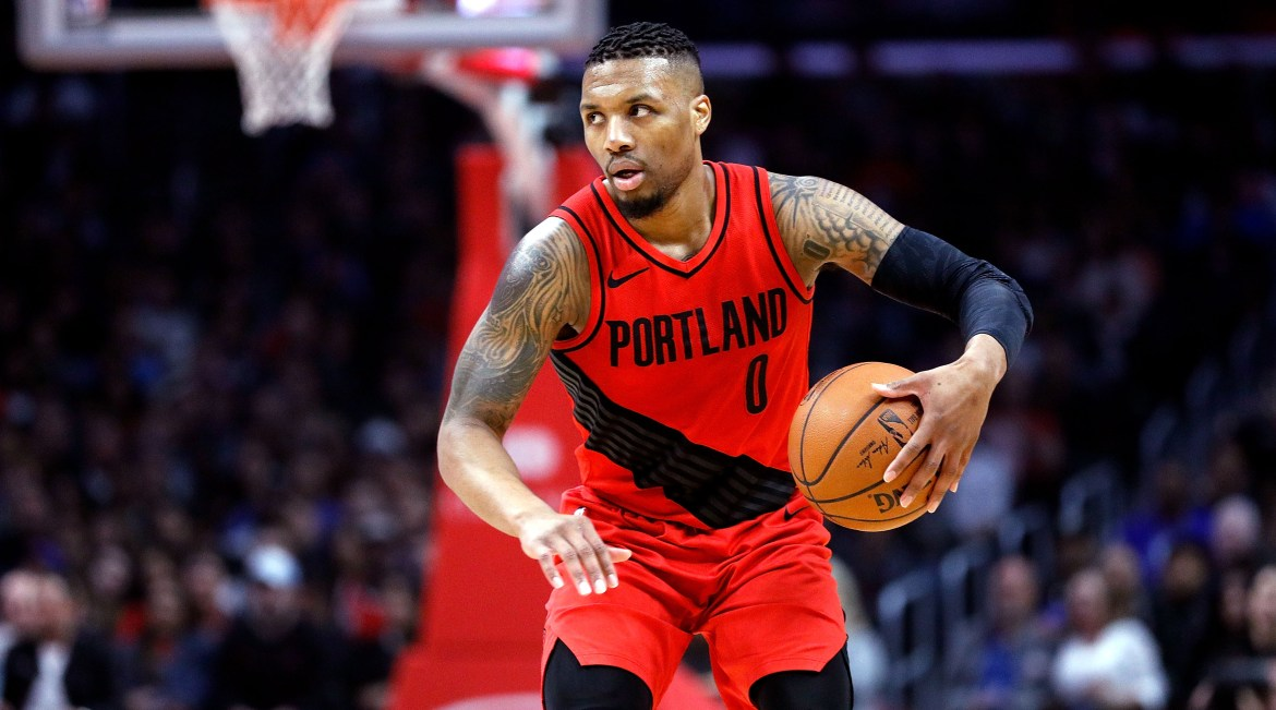 5ba669fa63c1 Damian Lillard Archives – Fastbreak Daily