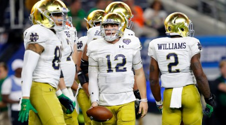 Image result for notre dame football