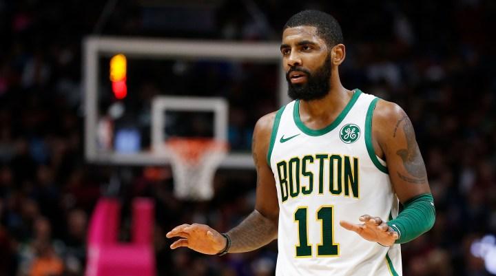 Irving pronto per i playoff NBA   Numerosette Magazine