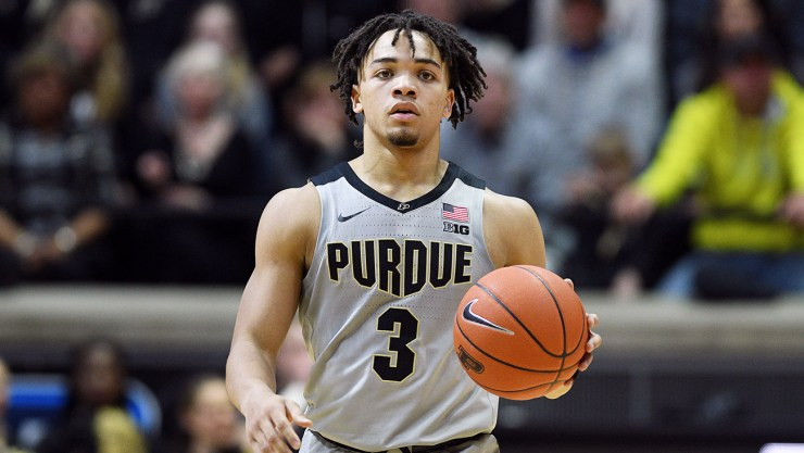 COLLEGE BASKETBALL: FEB 16 Penn State at Purdue