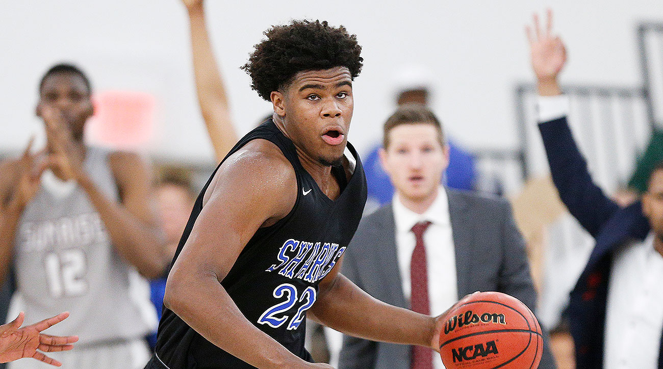 Duke Expecting Big Things From Five-Star Big Man Vernon Carey Jr.