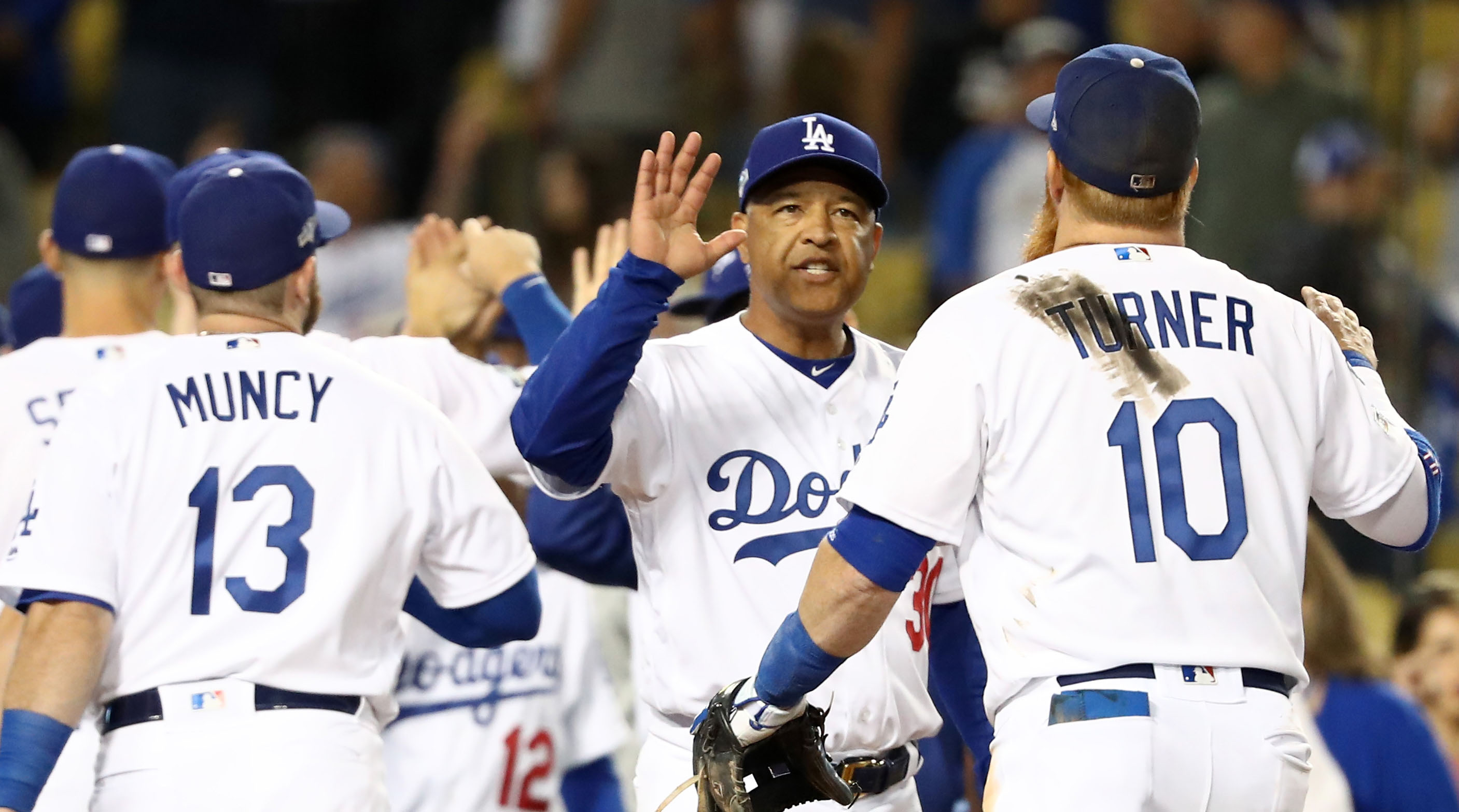 Dodgers' NLDS Game 1 Win Is Meaningless Without Winning World Series