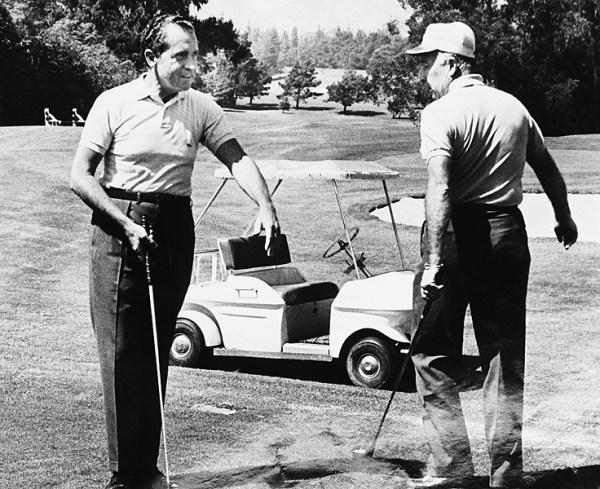 Top 10 Presidential Golfers | GOLF.com