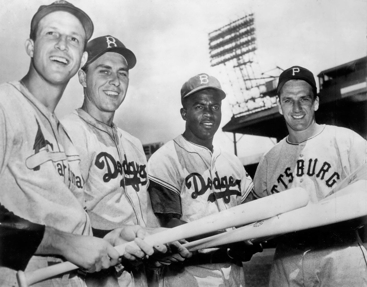 Jackie Robinson S Debut A Win For The Dodgers And For