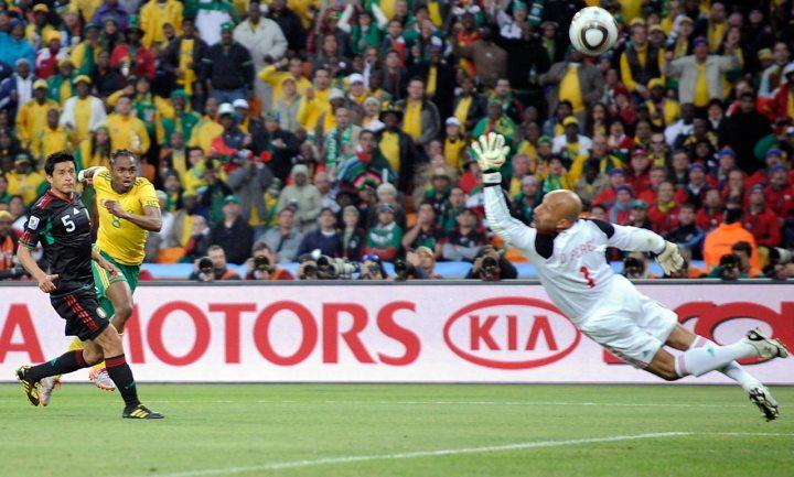 Tshabalala: gol in gara inaugurale in Sudafrica 2010 | Numerosette Magazine