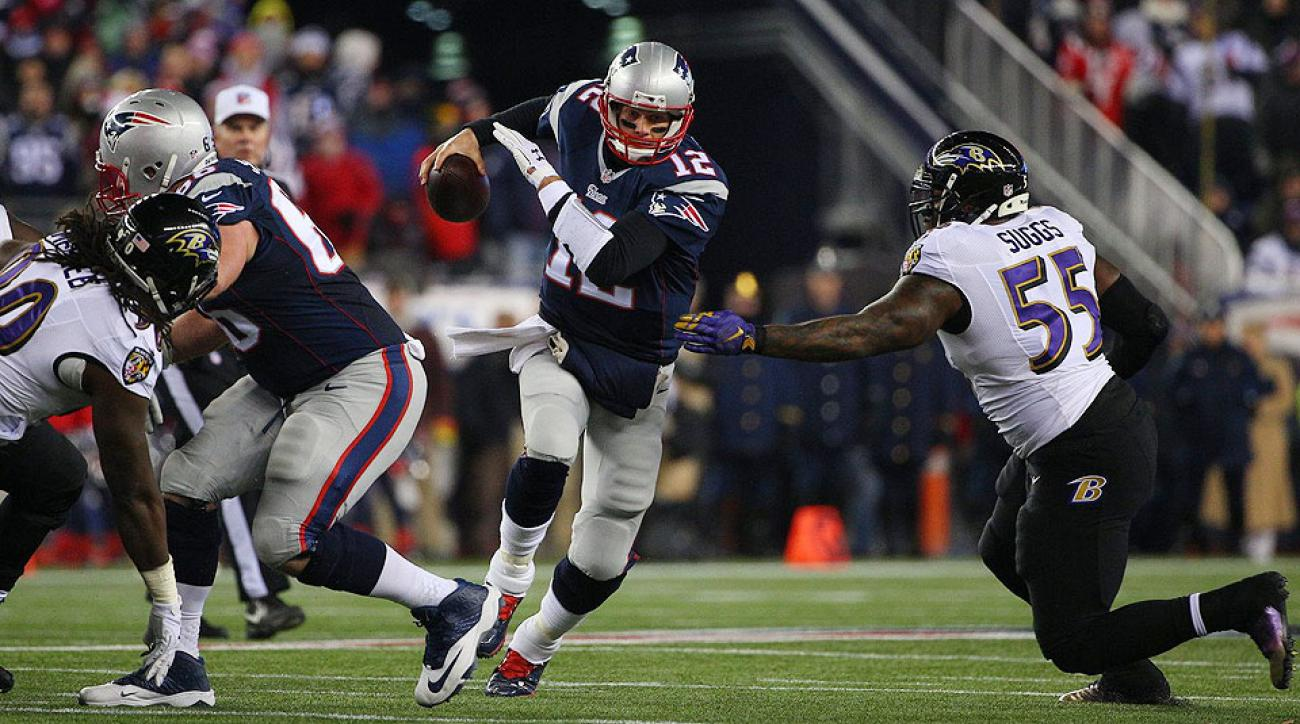 Image result for patriots vs ravens 2014