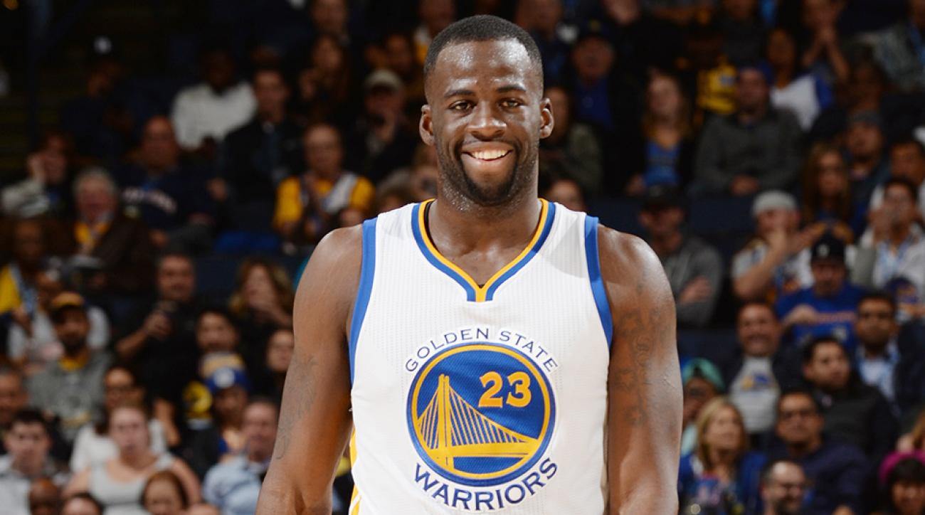 Jerry West: Warriors' Draymond Green is a top 10 NBA ...