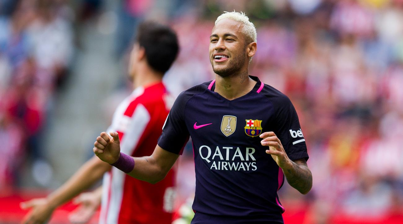 Neymar: Barcelona star to sign new contract through 2021 ...