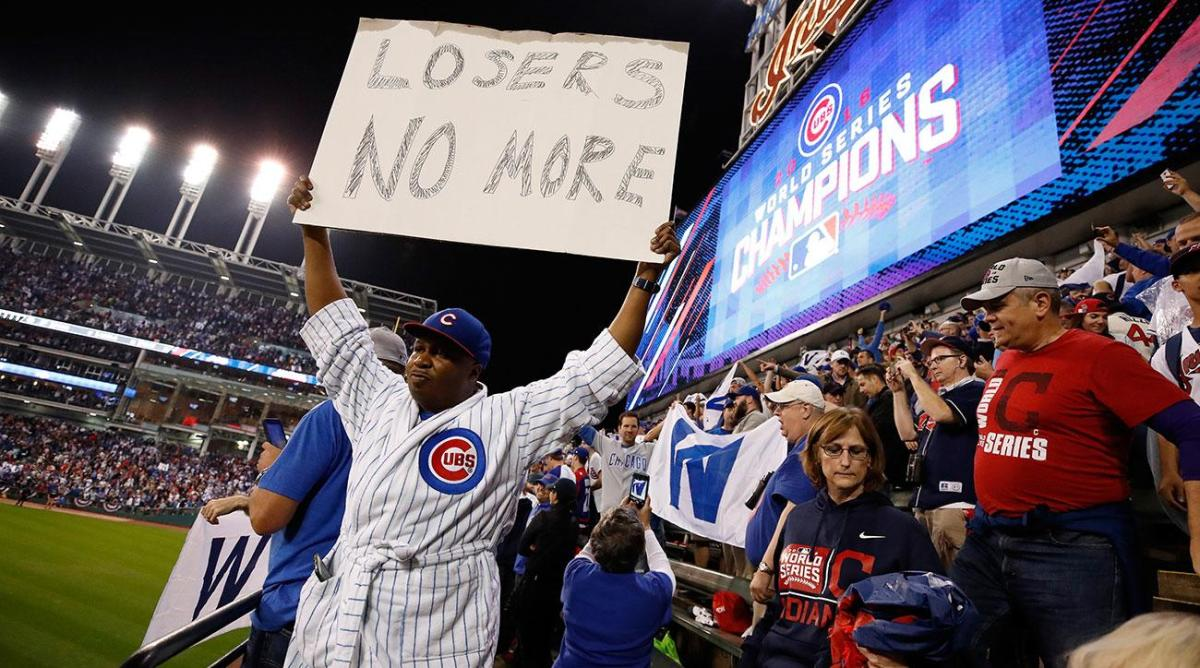 Image result for Cubs world series parade