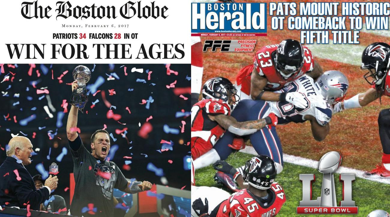 Image result for patriots falcons super bowl 2017