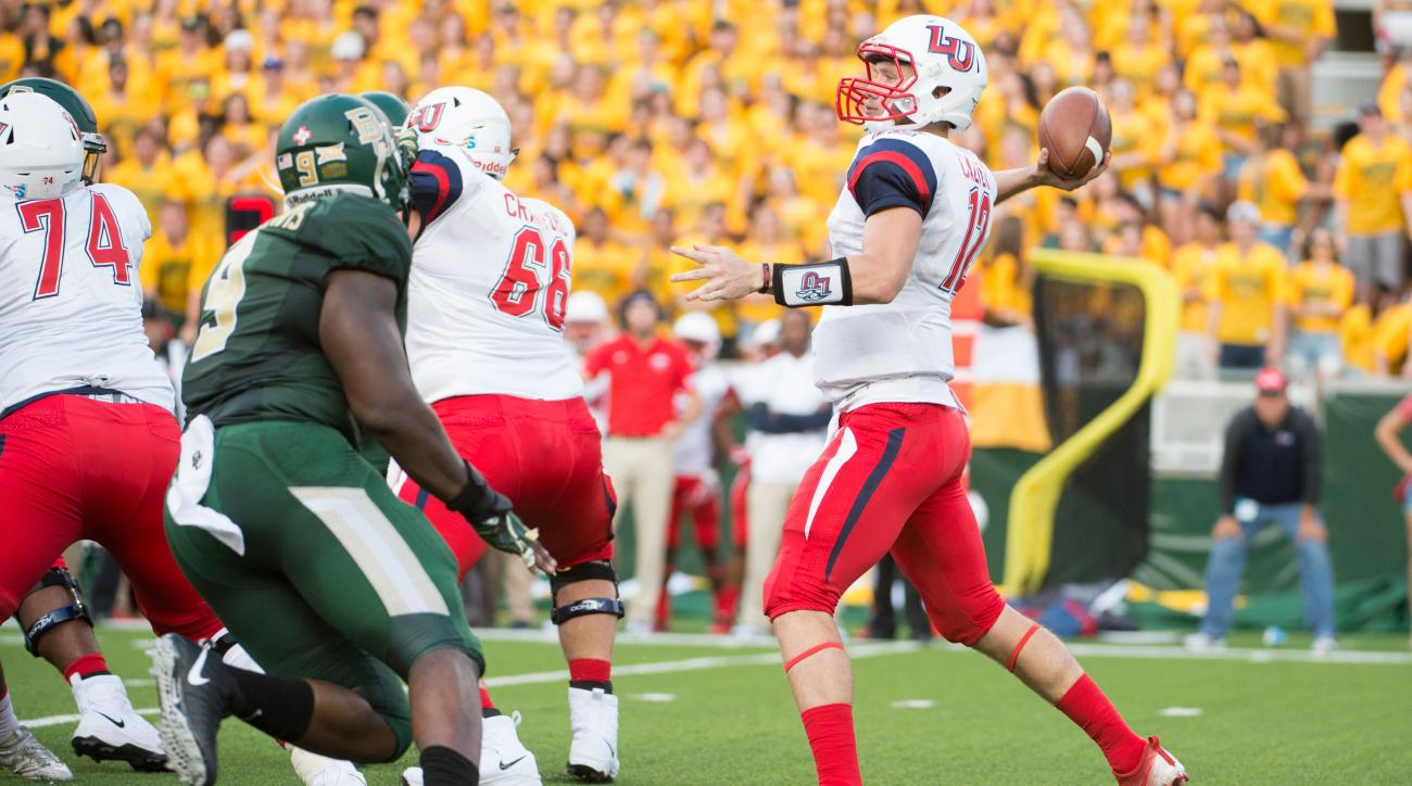 Baylor upset by Liberty in 48–45 shootout | SI.com