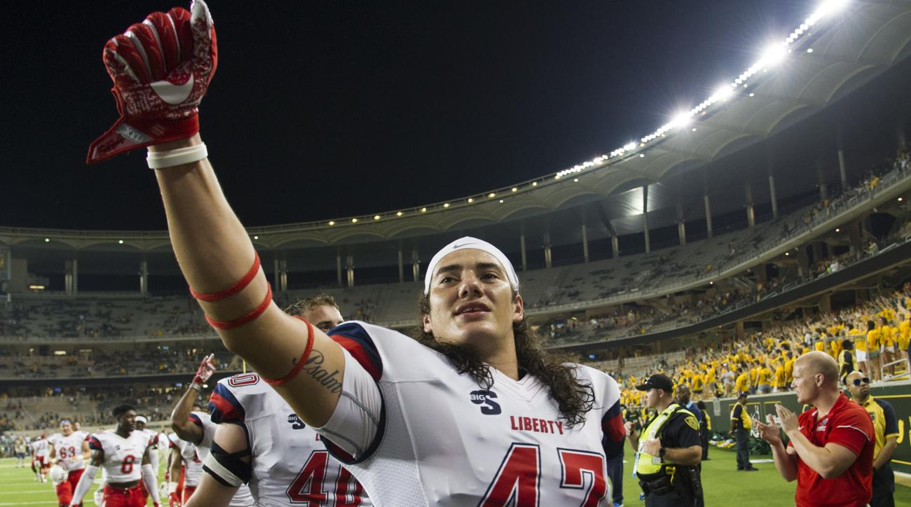 Liberty University cancels classes after win over Baylor ...