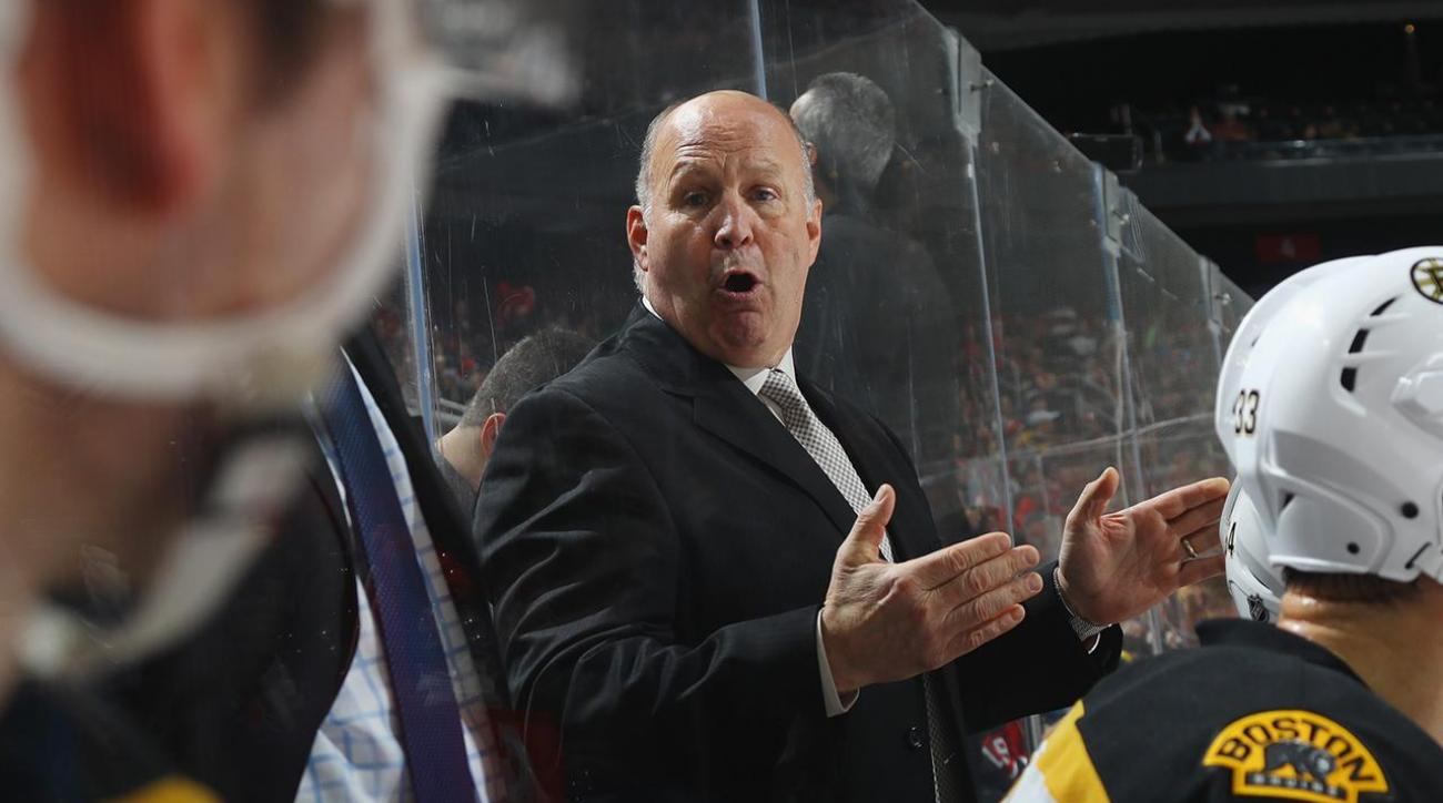 Image result for claude julien bruins