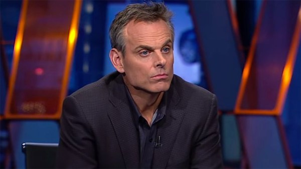 ESPN exec on Colin Cowherd to Fox Sports, what's next for ...
