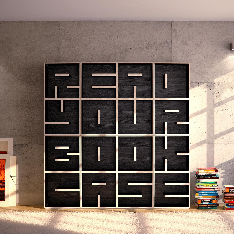readyourbookcase - saporiti - touch of modern