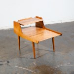 Russel Wright For Conant Ball Mid Century Modern Step End Table Mid Century Sacramento Touch Of Modern