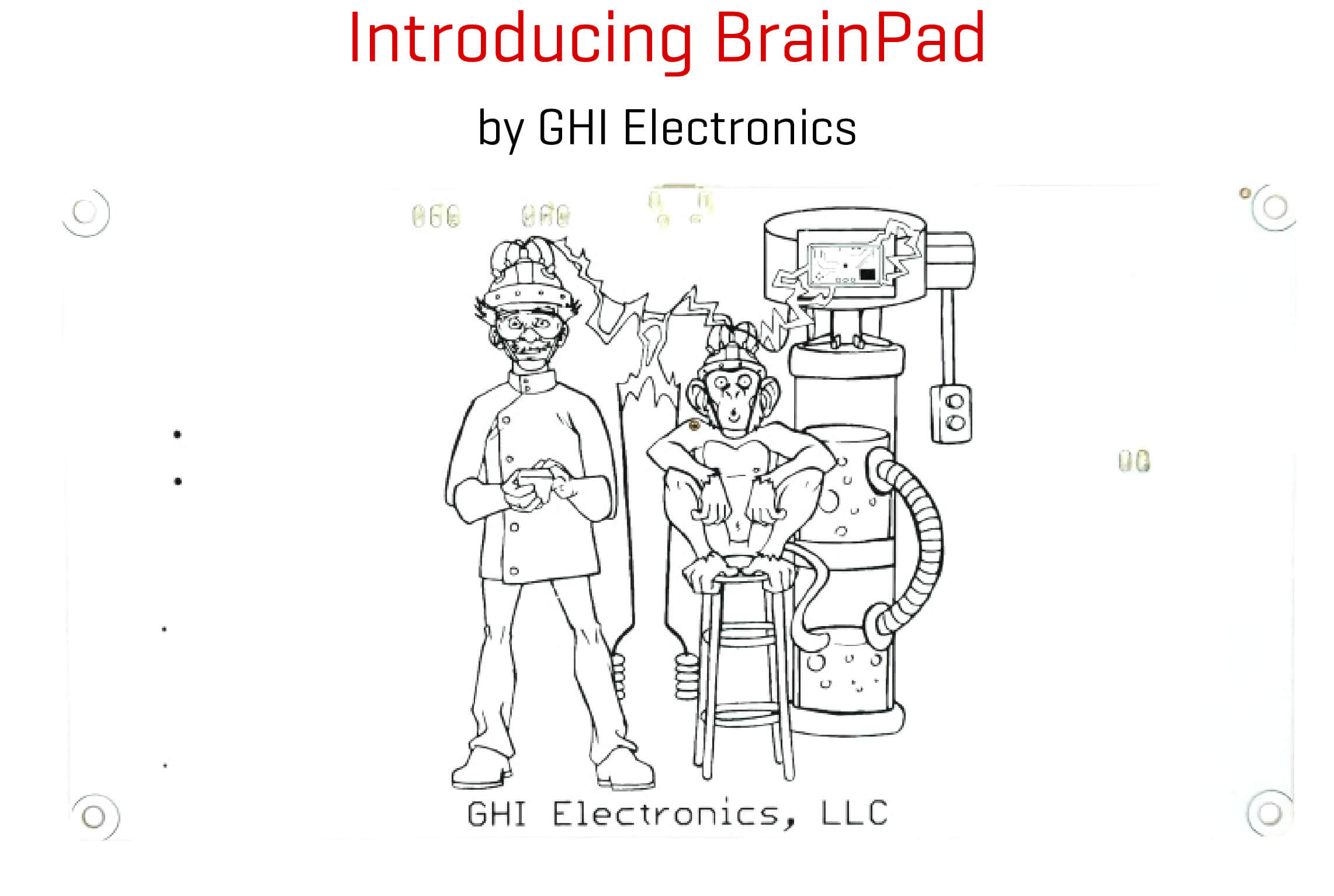 Click Boards Are For The Children Introducing Brainpad