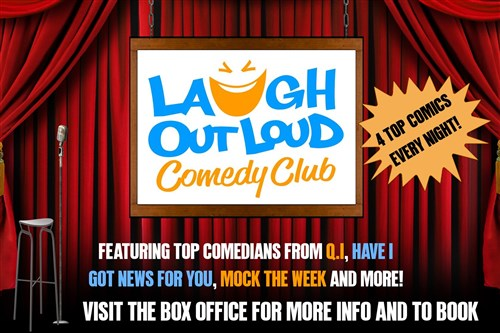 Laugh Out Loud York Barbican