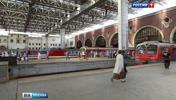 Вести.Ru: С Казанского вокзала временно не отправляются ...