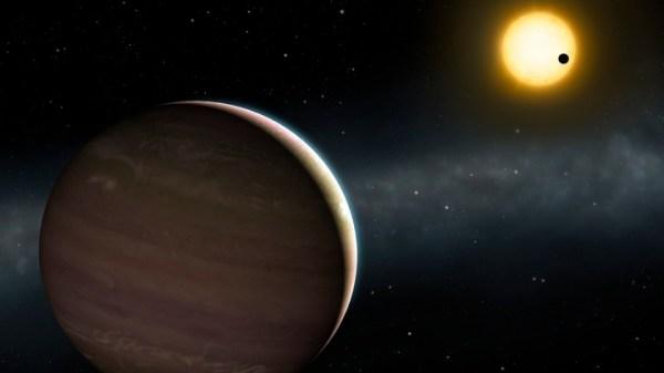 Астрономы впервые обнаружили взаимодействующие планеты с ...