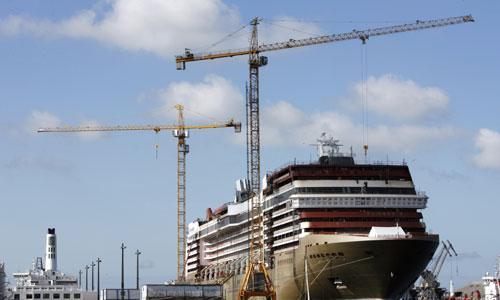 Saint-Nazaire : l'Italien Fincantieri, seul repreneur de STX France ?
