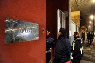 strage in fabbrica a milano