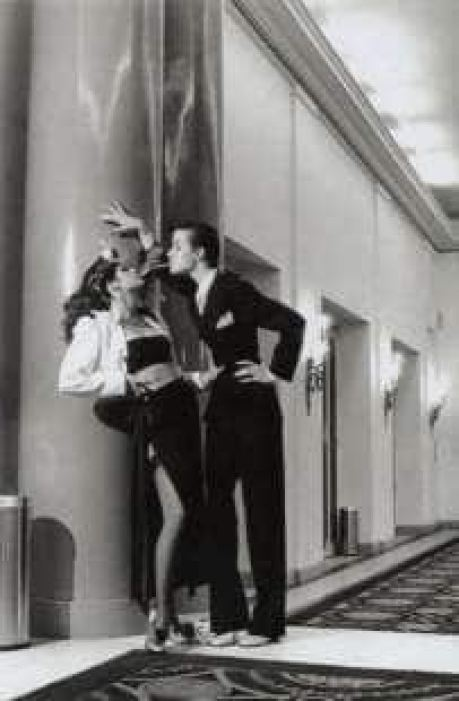 helmut newton per vogue 2