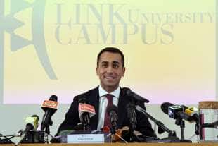 Luigi Di Maio - LinkCampus-