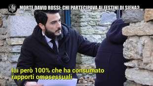 caso david rossi la iena antonino monteleone intervista escort 5