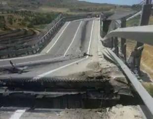 viadotto sicilia anas