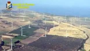 parco eolico Wind Farm di Isola di Capo Rizzuto
