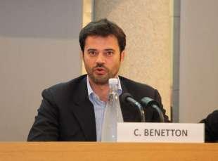 CHRISTIAN BENETTON
