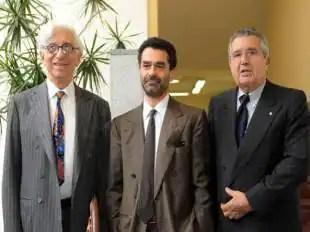 FRANCO RODOLFO E CARLO DE BENEDETTI