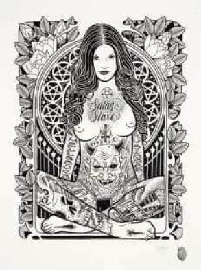 mike giant, satan's slave, 2009