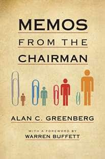 memos fromn the chairman