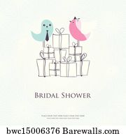 9 708 bridal shower posters and art