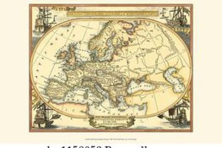 Map poster map of europe free interior design mir detok vintage europe map posters redbubble vintage map of europe poster scratch map europe by luckies notonthehighstreet com scratch map europe walk through the gumiabroncs Image collections