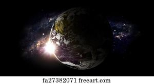 Free art print of Saturn High resolution infographics