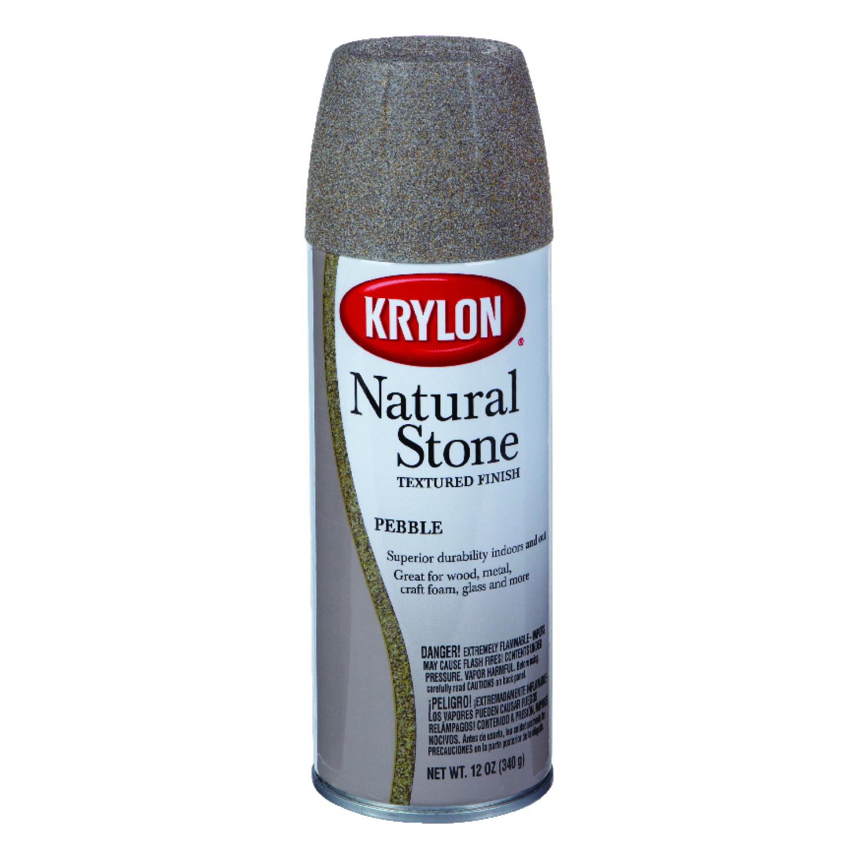 krylon textured pebble spray paint 12 oz